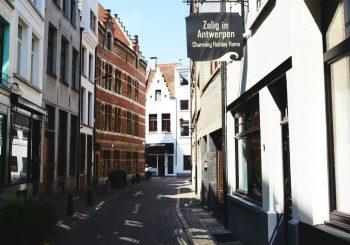 Vakantiewoning Antwerpen Leeuwenstraat 9 te huur – tot 10 personen